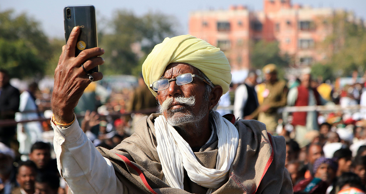 Smartphone Ownership Is Growing Rapidly Around the World, but Not