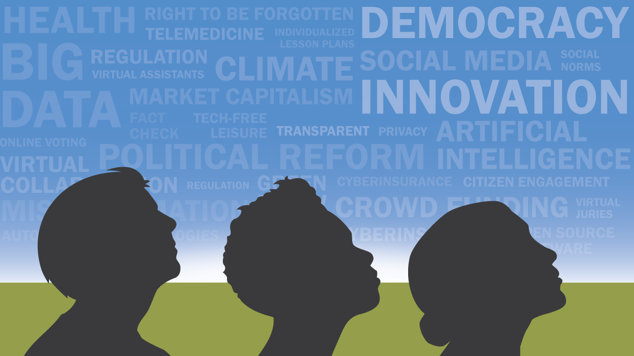 Experts Predict More Digital Innovation By 2030 Aimed At Enhancing Democracy Pew Research Center