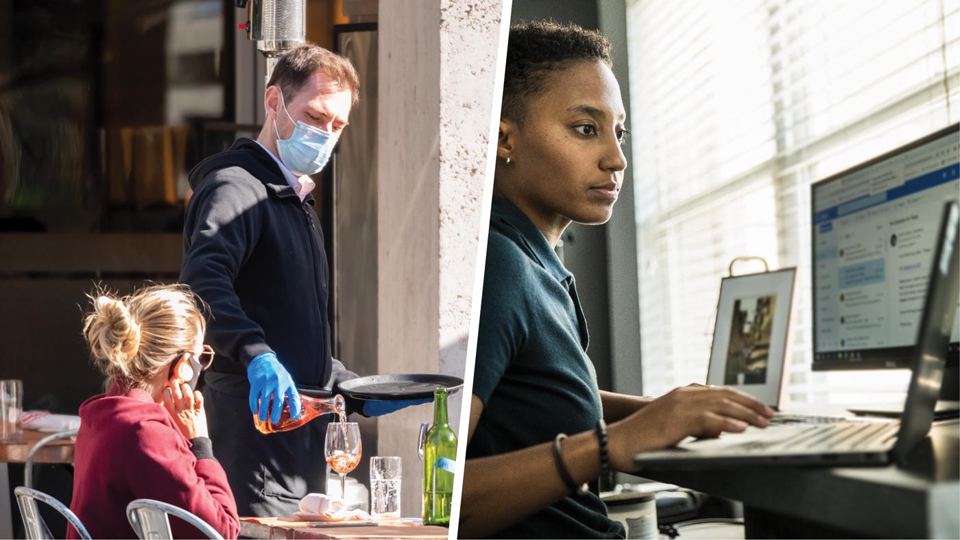 How Coronavirus Has Changed the Way Americans Work