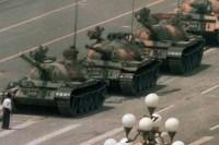Tank Man, Tiananmen