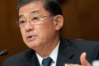 Eric Shinseki, Veterans Affairs Secretary