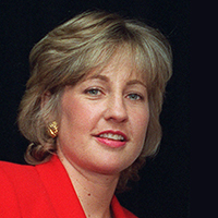 Dee Dee Myers was one of two women to serve as White House press secretary. She worked for Bill Clinton.