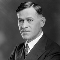 Charles Ross was one of several journalists who went from that job to being a White House press secretary. Ross worked for Harry Truman.
