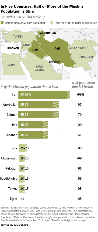 whats the difference between shiite and sunni muslims