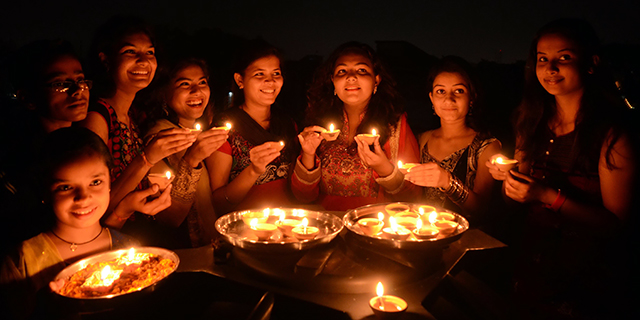 diwali hindu festival of lights is celebrated by more than just hindus