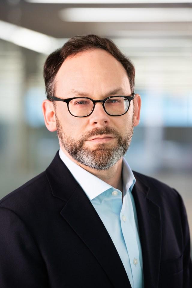 Richard Wike profile