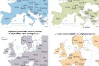 Religious Hostilities in Europe