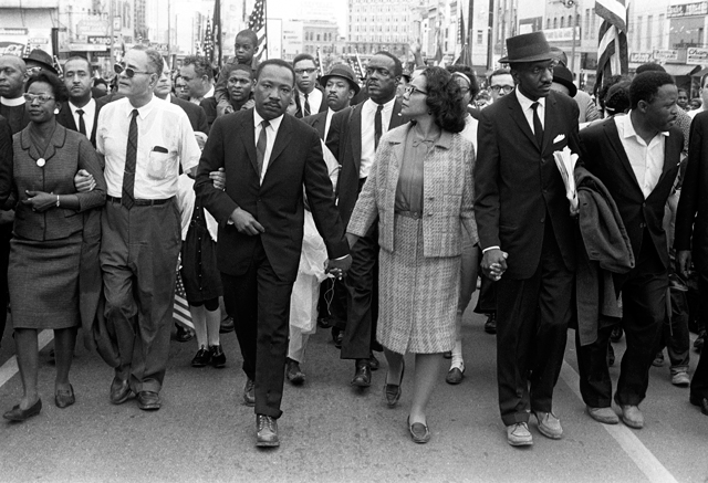 Martin Luther King Jr.'s Selma to Montgomery March