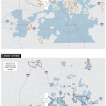 In Dallas Metro Area, Households Tend to be Segregated by Race, Income