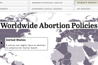 Worldwide Abortion Policies