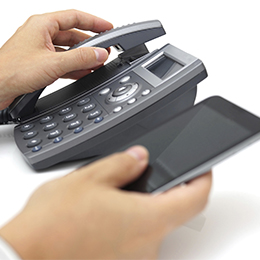 landline telephone and mobile phone support | Pew Research Center