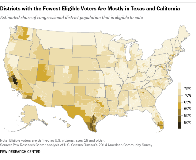Supreme Court could reshape voting districts, with big impact on ...