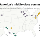 Where are America's middle-class communities