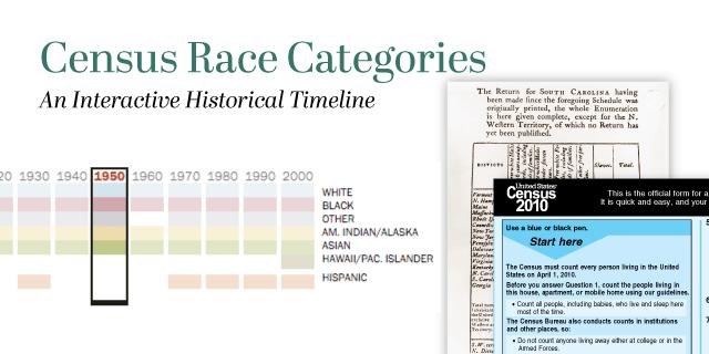 Census Race Categories