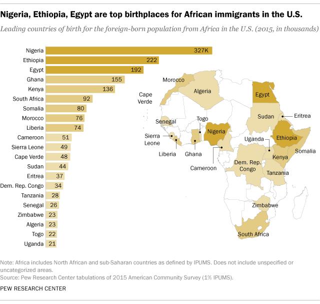 Nigerians in America