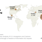 India and China are top sources of foreign college graduates working in the U.S.