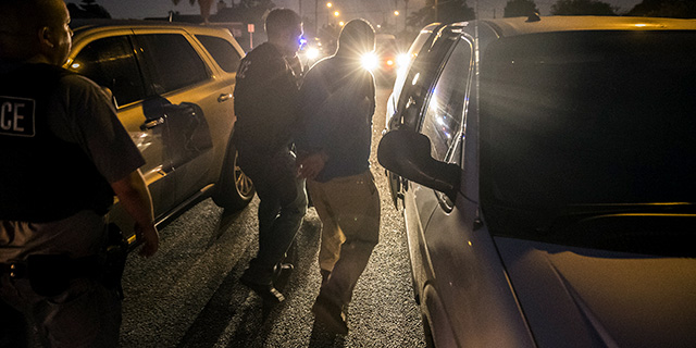ICE immigration arrests increased in 2017 | Pew Research Center