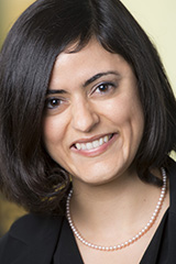 Neha Sahgal, associate director of research, Pew Research Center