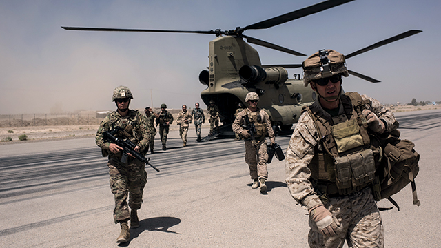 Is Our Mission In Afghanistan Worth >> More Say Us Has Failed Than Succeeded In Afghanistan War Pew