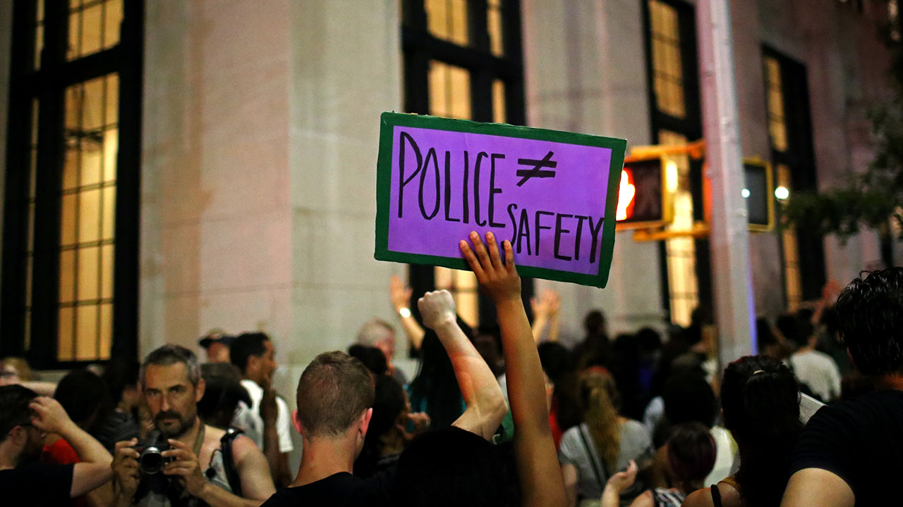 From police to parole, black and white Americans differ widely in their views of criminal justice system