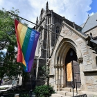 An Episcopal church in Boston. (Paul Marotta/Getty Images)