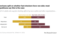 News Audience Trends and Attitudes | Pew Research Center