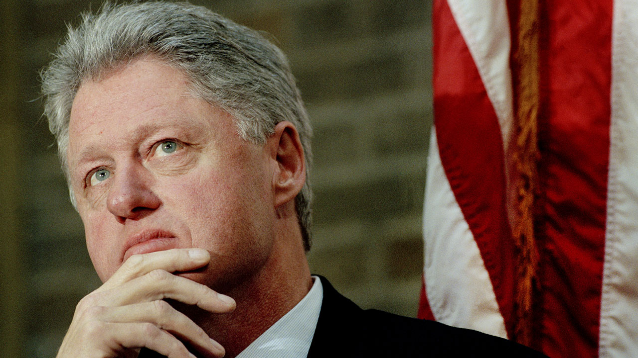 who was president after clinton was impeached