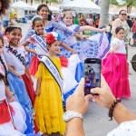 Miami, Junta Hispania Hispanic Festival, beauty pageant contestants