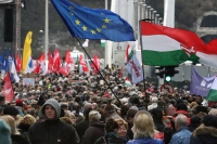 Supporters of European populist parties stand out on key issues, from EU to Putin
