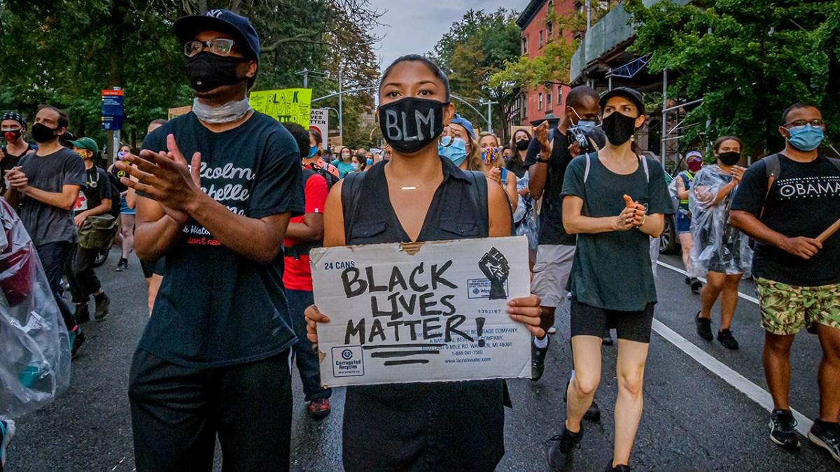BLM Black Lives Matter Sticker BLM Stickers