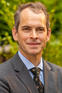 A headshot of Josh Clinton, chair of the AAPOR task force on 2020 preelection polling and political science professor at Vanderbilt University.