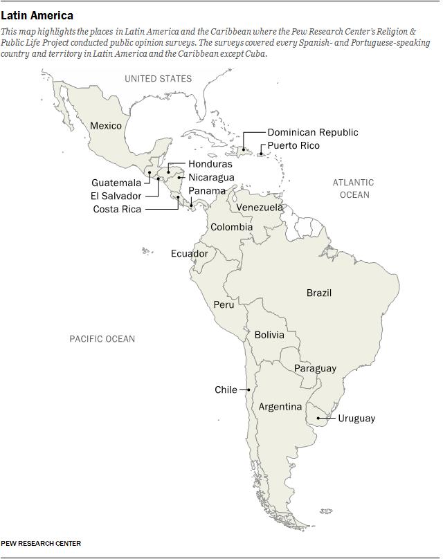 Religion in Latin America | Pew Research Center
