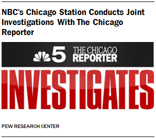 NBC's Chicago Station Conducts Joint Investigations With The Chicago Reporter