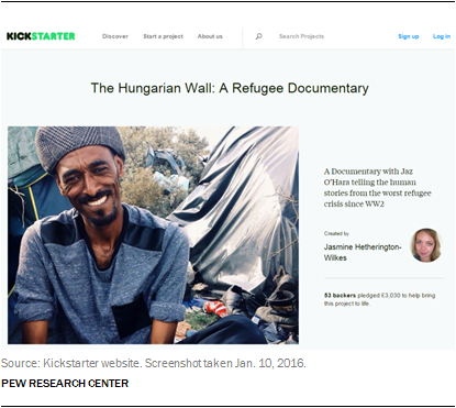 The Hungarian Wall: A Refugee Documentary