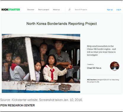 North Korea Borderlands Reporting Project